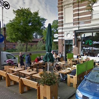 Café de Groene Olifant streetview